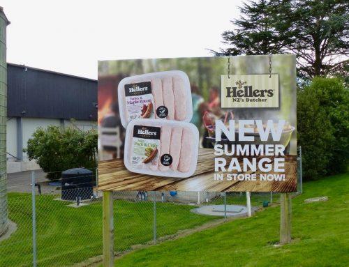 Hellers Billboard