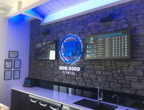 Iron Hood Halo