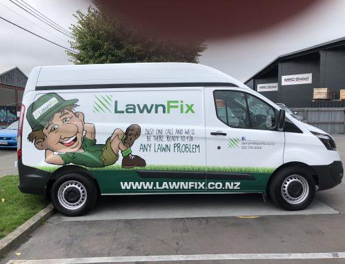Lawn Fix Side